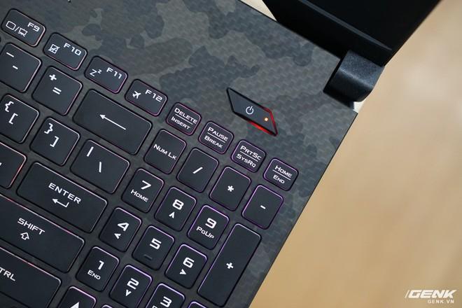 Cận cảnh laptop Asus ROG Strix SCAR II GL504: giá 48 triệu cho Core i7, RTX 2060 - Ảnh 13.