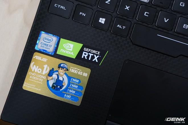 Cận cảnh laptop Asus ROG Strix SCAR II GL504: giá 48 triệu cho Core i7, RTX 2060 - Ảnh 1.