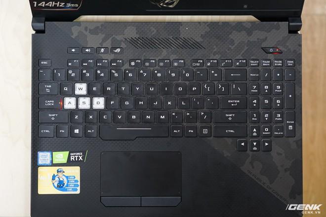Cận cảnh laptop Asus ROG Strix SCAR II GL504: giá 48 triệu cho Core i7, RTX 2060 - Ảnh 5.