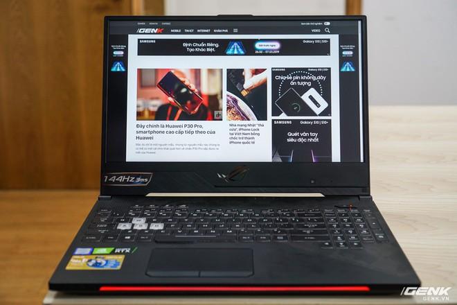 Cận cảnh laptop Asus ROG Strix SCAR II GL504: giá 48 triệu cho Core i7, RTX 2060 - Ảnh 2.