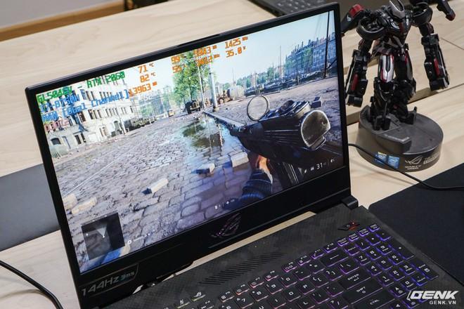 Cận cảnh laptop Asus ROG Strix SCAR II GL504: giá 48 triệu cho Core i7, RTX 2060 - Ảnh 11.