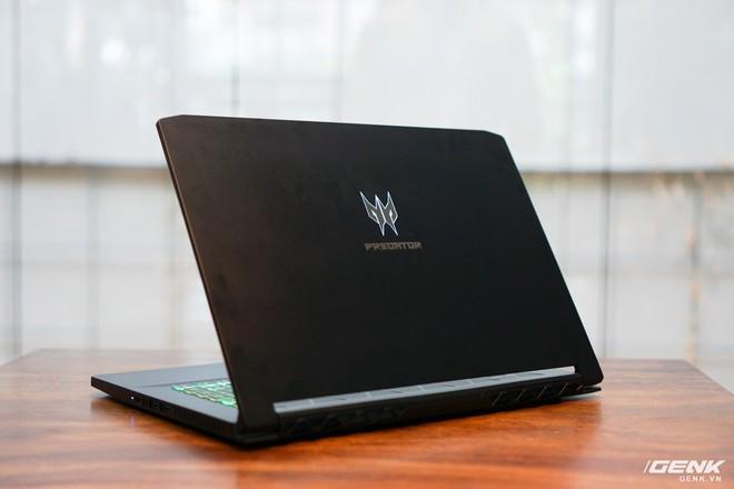 Trên tay Acer Predator Triton 500: laptop gaming cao cấp mỏng nhẹ, GPU Nvidia RTX 2080 Max-Q, giá từ 50 triệu - Ảnh 1.