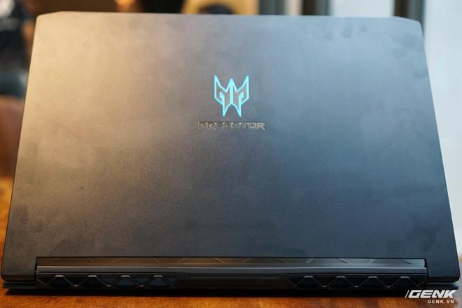 Trên tay Acer Predator Triton 500: laptop gaming cao cấp mỏng nhẹ, GPU Nvidia RTX 2080 Max-Q, giá từ 50 triệu - Ảnh 2.