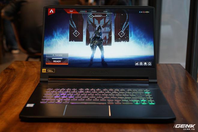Trên tay Acer Predator Triton 500: laptop gaming cao cấp mỏng nhẹ, GPU Nvidia RTX 2080 Max-Q, giá từ 50 triệu - Ảnh 7.