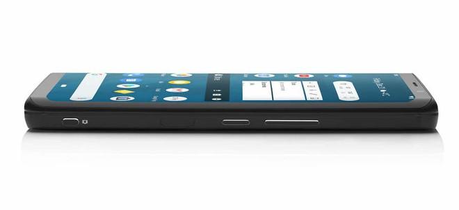 [MWC 2019] F(x)tec Pro 1 - Sự hồi sinh của smartphone Android với bàn phím vật lý? - Ảnh 2.