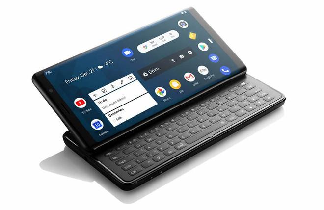 [MWC 2019] F(x)tec Pro 1 - Sự hồi sinh của smartphone Android với bàn phím vật lý? - Ảnh 3.