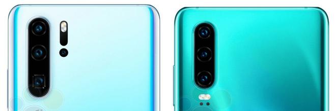 Huawei P30 và P30 Pro lộ ảnh báo chí, màn hình giọt nước cực nhỏ, 4 camera sau - Ảnh 3.