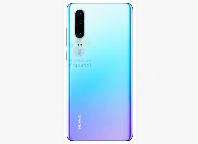 Huawei P30 và P30 Pro lộ ảnh báo chí, màn hình giọt nước cực nhỏ, 4 camera sau - Ảnh 5.