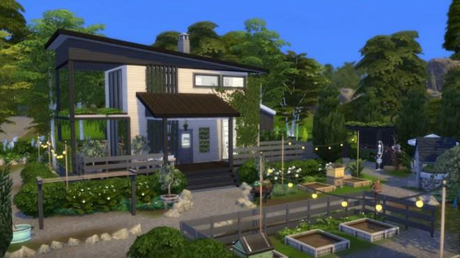 Câu chuyện của những KTS thiết kế nhà ảo, kiếm tiền thật từ game The Sims - Ảnh 1.