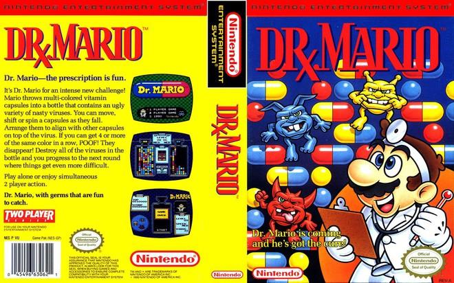 Dr. Mario - Game xếp thuốc huyền thoại của Nintendo sẽ lên mobile vào mùa hè năm nay - Ảnh 1.