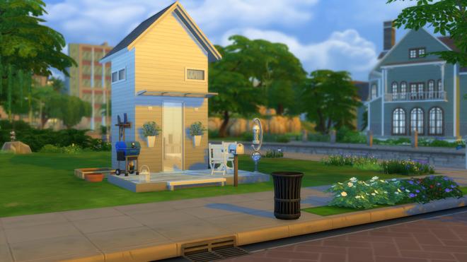 Câu chuyện của những KTS thiết kế nhà ảo, kiếm tiền thật từ game The Sims - Ảnh 2.