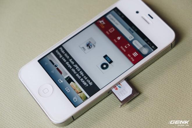 11 đời iPhone và 4 loại thẻ SIM: Từ Mini SIM đến eSIM, iPhone đã thay đổi thẻ SIM như thế nào? - Ảnh 3.