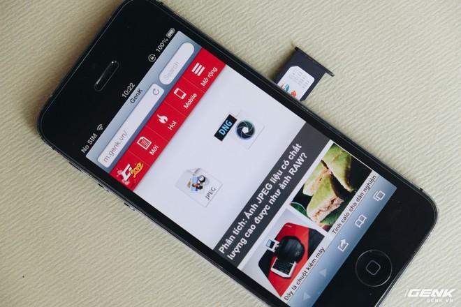 11 đời iPhone và 4 loại thẻ SIM: Từ Mini SIM đến eSIM, iPhone đã thay đổi thẻ SIM như thế nào? - Ảnh 5.