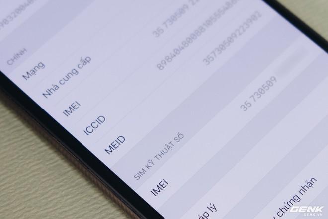 11 đời iPhone và 4 loại thẻ SIM: Từ Mini SIM đến eSIM, iPhone đã thay đổi thẻ SIM như thế nào? - Ảnh 7.