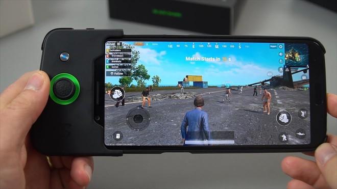 Xiaomi xác nhận sắp ra mắt gaming phone Black Shark 2 - Ảnh 1.