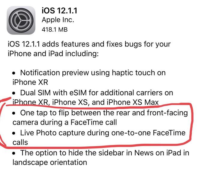 Lẩm cẩm lạc hậu level max như Apple: 2019 rồi mới update tính năng phải có từ chục năm trước - Ảnh 2.
