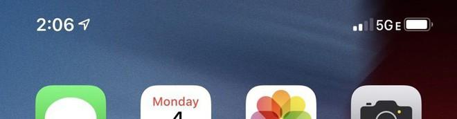Apple thông đồng với nhà mạng Mỹ lừa người dùng, hiển thị logo 5G E mặc dù iPhone chỉ hỗ trợ 4G - Ảnh 1.