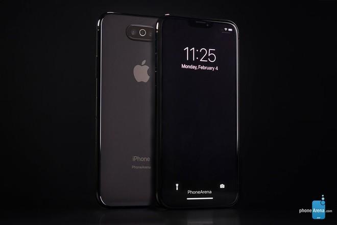 Cùng chiêm ngưỡng concept iPhone 11 chạy iOS 13 với giao diện Dark Mode - Ảnh 1.