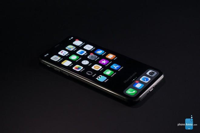 Cùng chiêm ngưỡng concept iPhone 11 chạy iOS 13 với giao diện Dark Mode - Ảnh 2.