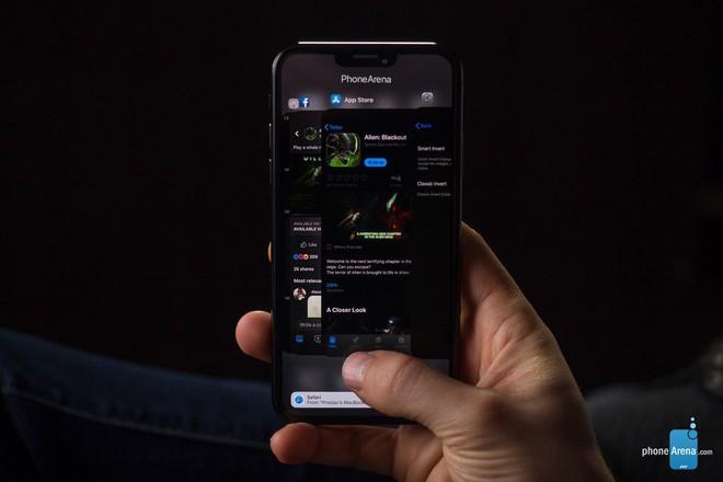 Cùng chiêm ngưỡng concept iPhone 11 chạy iOS 13 với giao diện Dark Mode - Ảnh 4.