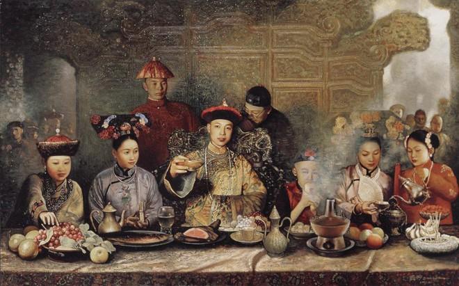 Phong tục đón Tết Nguyên Đán bên trong Tử Cấm Thành của các vị vua nhà Thanh - Ảnh 15.