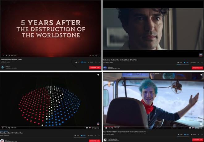 Nghi vấn Youtube xóa dislike của người dùng ở những video của các công ty lớn - Ảnh 3.