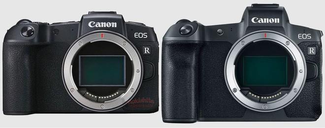 Lộ ảnh thiết kế và cấu hình máy ảnh tầm trung Canon EOS RP: 6D Mark II dạng không gương lật? - Ảnh 2.