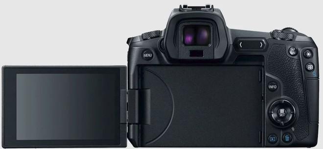 Lộ ảnh thiết kế và cấu hình máy ảnh tầm trung Canon EOS RP: 6D Mark II dạng không gương lật? - Ảnh 4.