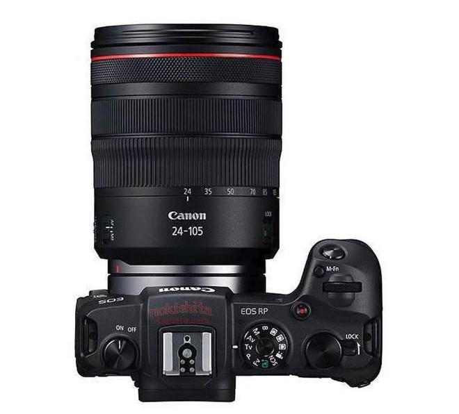 Lộ ảnh thiết kế và cấu hình máy ảnh tầm trung Canon EOS RP: 6D Mark II dạng không gương lật? - Ảnh 5.