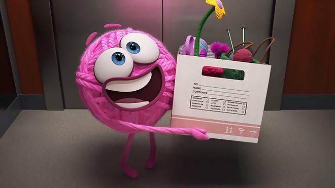 Phim hoạt hình mới của Pixar tập trung vào sự khó khăn của chị em khi phải làm việc ở nơi toàn đàn ông - Ảnh 2.