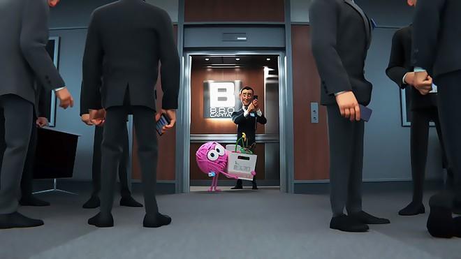 Phim hoạt hình mới của Pixar tập trung vào sự khó khăn của chị em khi phải làm việc ở nơi toàn đàn ông - Ảnh 3.