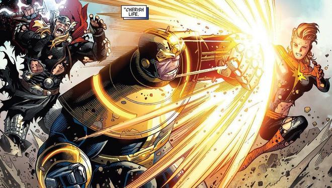 Captain Marvel không phải lúc nào cũng là phụ nữ và vài điều bạn chưa biết về nữ siêu anh hùng này - Ảnh 6.
