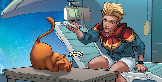 Captain Marvel không phải lúc nào cũng là phụ nữ và vài điều bạn chưa biết về nữ siêu anh hùng này - Ảnh 8.