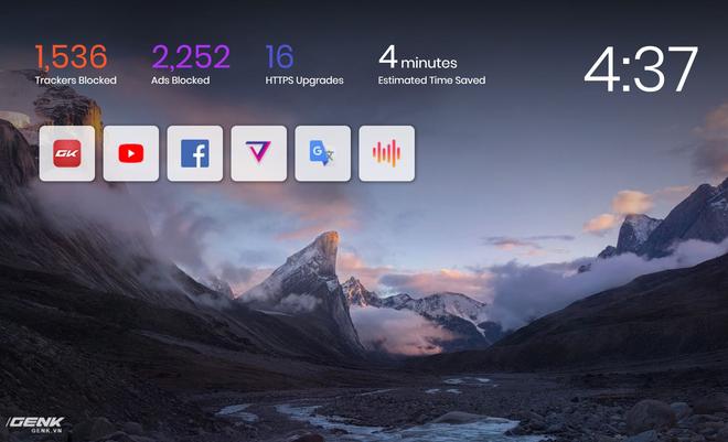 Đánh giá trình duyệt web Brave - Phiên bản Google Chrome dành cho người dùng Internet thực sự hardcore - Ảnh 11.