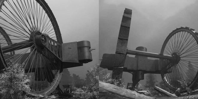 [Vietsub] Tìm hiểu về chiếc xe tăng Sa Hoàng độc nhất vô nhị trong thế chiến I: cao 9 m, nặng 40 tấn nhưng chỉ là món đồ chơi phóng to - Ảnh 20.