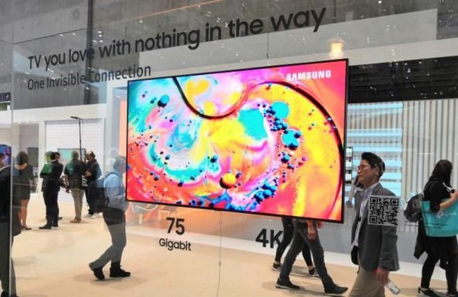 Samsung tham vọng biến mọi TV có thể kết nối không dây, giảm mọi phiền hà do dây nối chằng chịt - Ảnh 1.