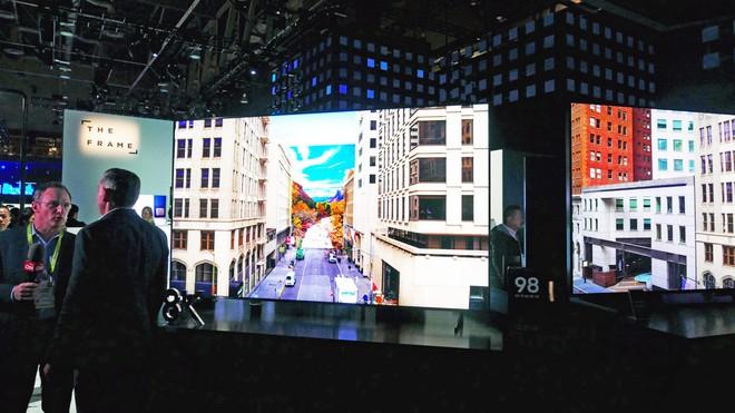 TV Samsung đang giảm giá mạnh, có mẫu giảm tới 15 triệu để kích cầu đầu năm - Ảnh 3.