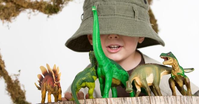 Khoa học chứng minh: Trẻ em mê khủng long thông minh hơn những cháu còn lại - Ảnh 2.