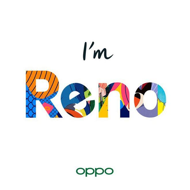OPPO ra mắt thương hiệu con Reno, logo sặc sỡ và hướng tới giới trẻ - Ảnh 1.