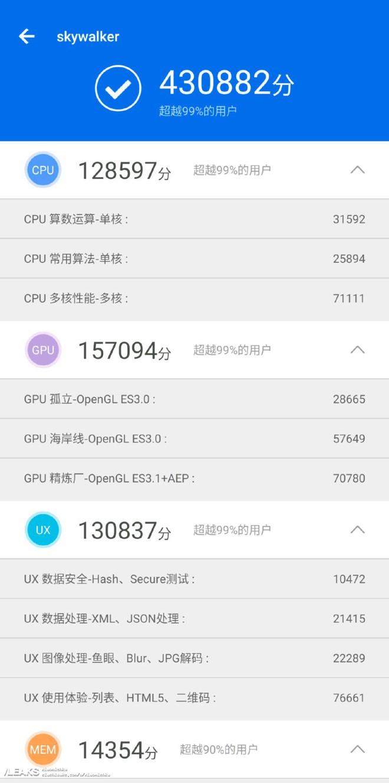 Xiaomi Black Shark 2 đạt 430.000 điểm AnTuTu, vượt qua cả iPhone XS Max - Ảnh 1.