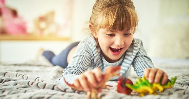 Khoa học chứng minh: Trẻ em mê khủng long thông minh hơn những cháu còn lại - Ảnh 3.