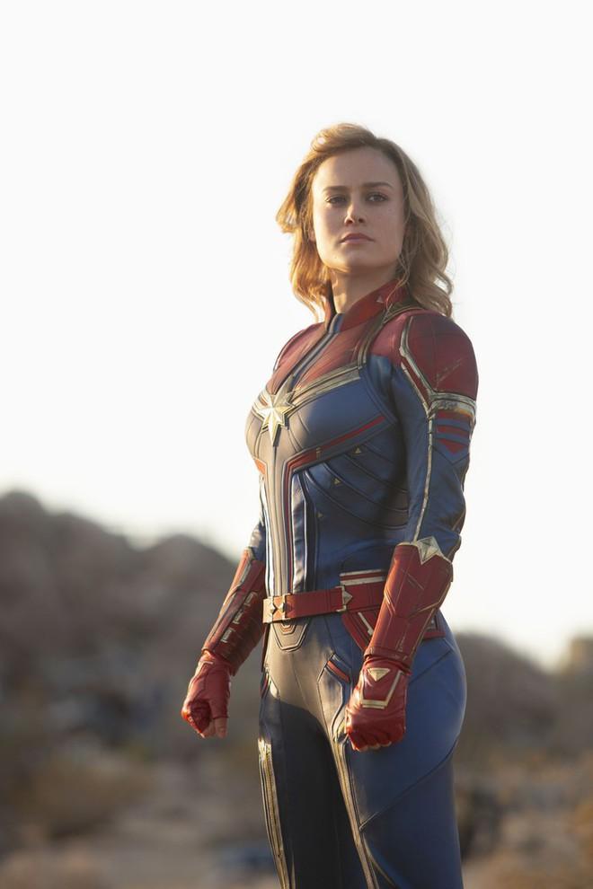 Câu trả lời cho dân ngoại đạo: Captain Marvel hay Wonder Woman thú vị hơn? - Ảnh 4.