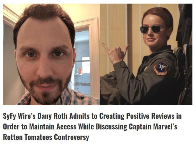 Muốn biết đế chế Disney lớn mạnh như thế nào, hãy nhìn vào cách họ thao túng Internet để bảo vệ bộ phim Captain Marvel - Ảnh 8.