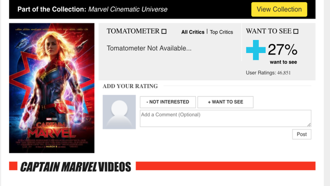 Muốn biết đế chế Disney lớn mạnh như thế nào, hãy nhìn vào cách họ thao túng Internet để bảo vệ bộ phim Captain Marvel - Ảnh 3.