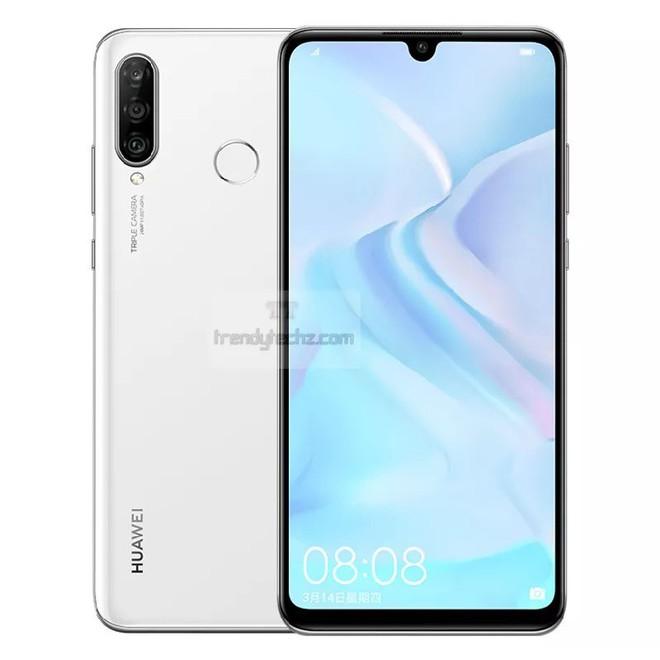 Huawei Nova 4e lộ ảnh render với màn hình giọt nước, 3 camera sau, camera selfie 32MP - Ảnh 2.