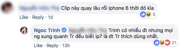 2019 rồi nhưng Ngọc Trinh vẫn dùng iPhone 7: Có nhiều điện thoại nhưng iPhone 7 vẫn là máy Trinh thích dùng nhất - Ảnh 2.