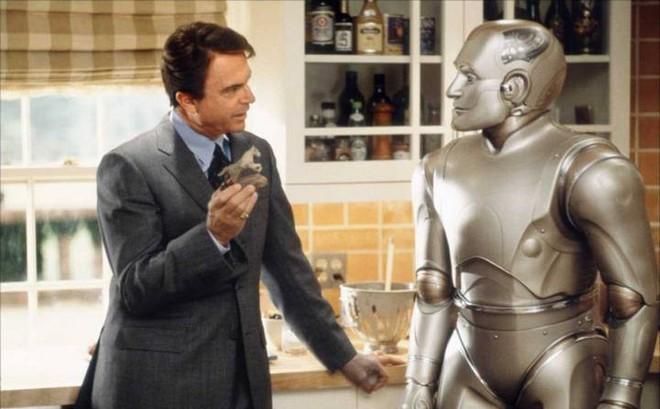 10 bộ phim Hollywood mô tả chính xác nhất về hiện thực của trí tuệ nhân tạo (P2) - Ảnh 6.