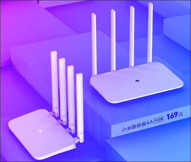 Xiaomi ra mắt Mi Router 4A và Mi Router 4A Gigabit: Cải thiện kết nối, 4 râu, Wi-Fi băng tần kép, giá từ 413.000 đồng - Ảnh 1.