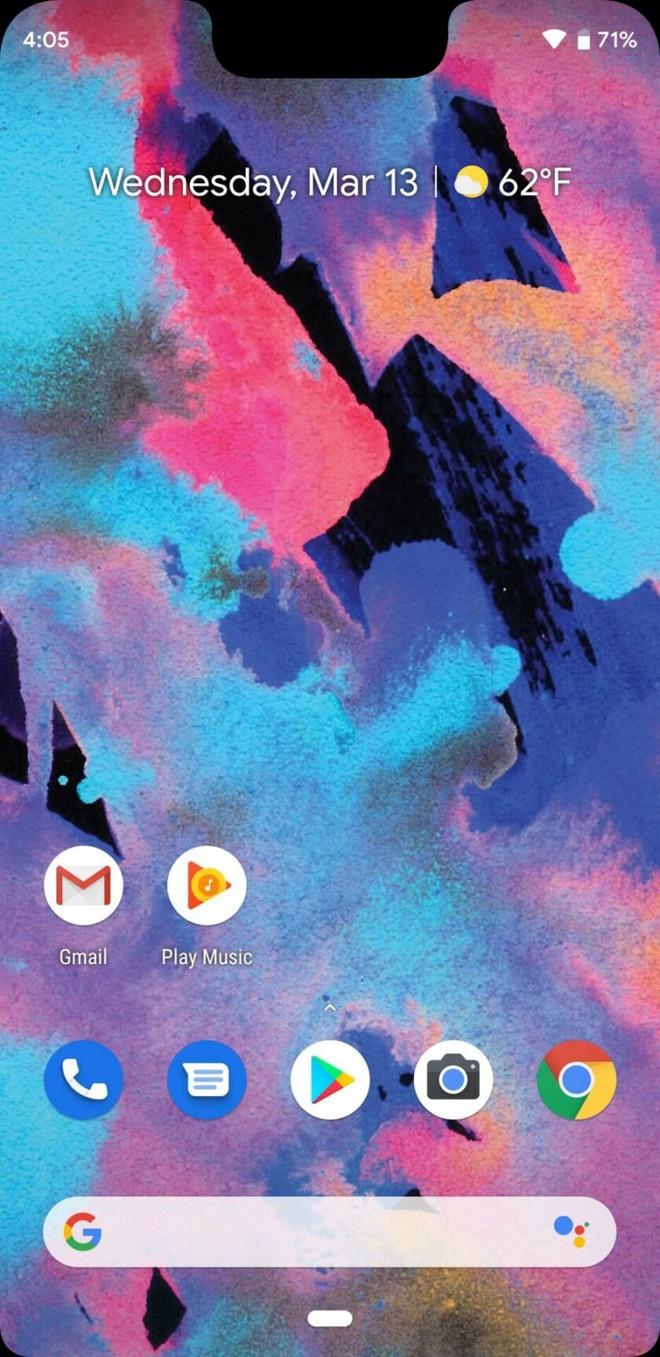 Android Q sẽ khiến bạn nhìn đâu cũng thấy tai thỏ, ngay cả trong ảnh chụp màn hình - Ảnh 1.