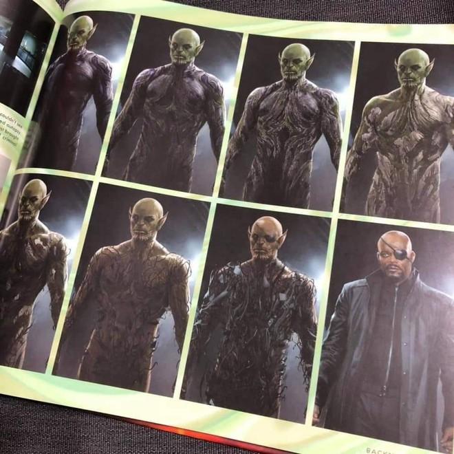 Từ mẩu bánh mì trong Age of Ultron, fan Marvel đang đồn đoán Nick Fury chính là một người Skrull - Ảnh 3.